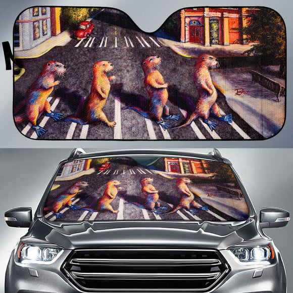Otter Road by Tocher - Auto Sunshade