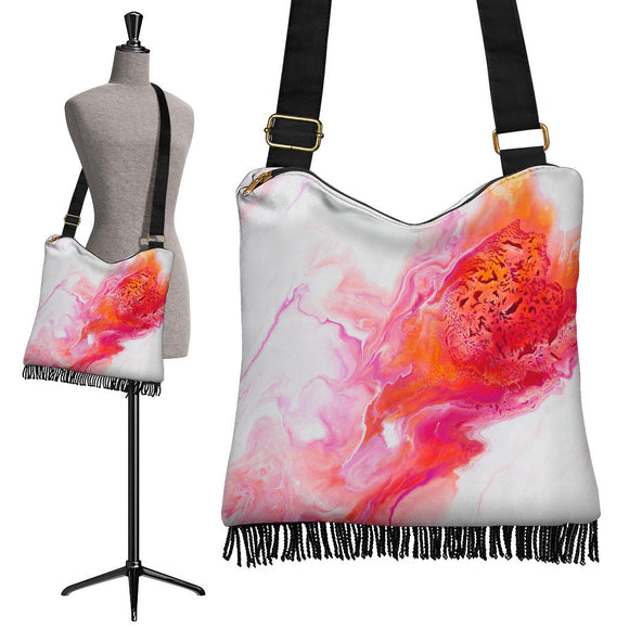 Comet's Fire by DeScala - Crossbody Boho Handbag