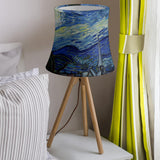 Starry Night by van Gogh - Drum Lampshade