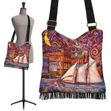 Pt Townsend State of Mind by Tocher - Crossbody Boho Handbag