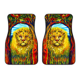 Soul Lion by Tocher - Front Car Mats
