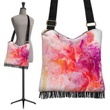 Ethereal by DeScala - Crossbody Boho Handbag