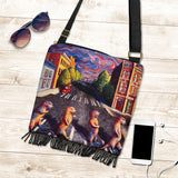 Otter Road by Tocher - Crossbody Boho Bag