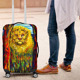 Soul Lion by Tocher - Luggage Covers