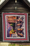 Otter Road by Tocher - Quilted Art in 5 sizes