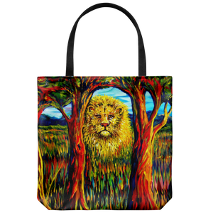 Soul Lion by Tocher - Cloth Tote Bag