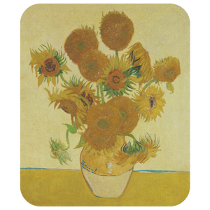 Sunflowers by van Gogh - Mousepad