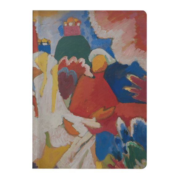 Oriental by Kandinsky - Paperback Journal