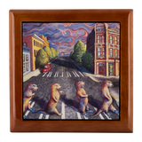 Otter Road by Tocher - Jewelry Box
