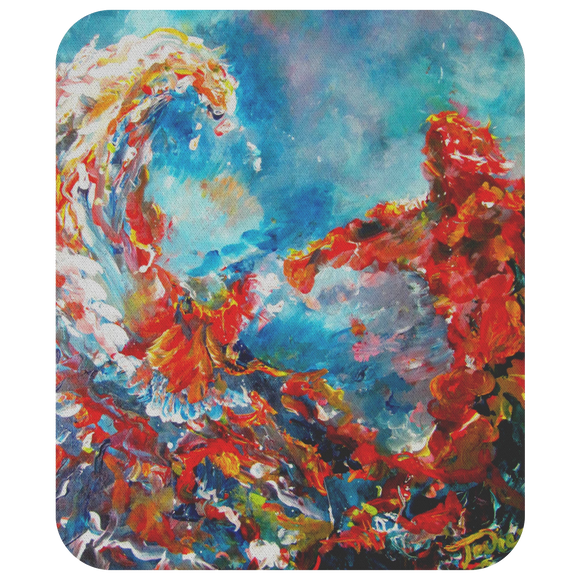 Tsunami by Tocher - Mousepad