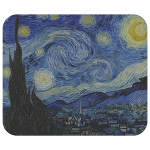 Starry Night by van Gogh - Mousepad