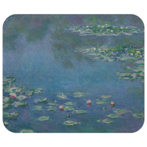 Water Lilies by Monet - Mousepad