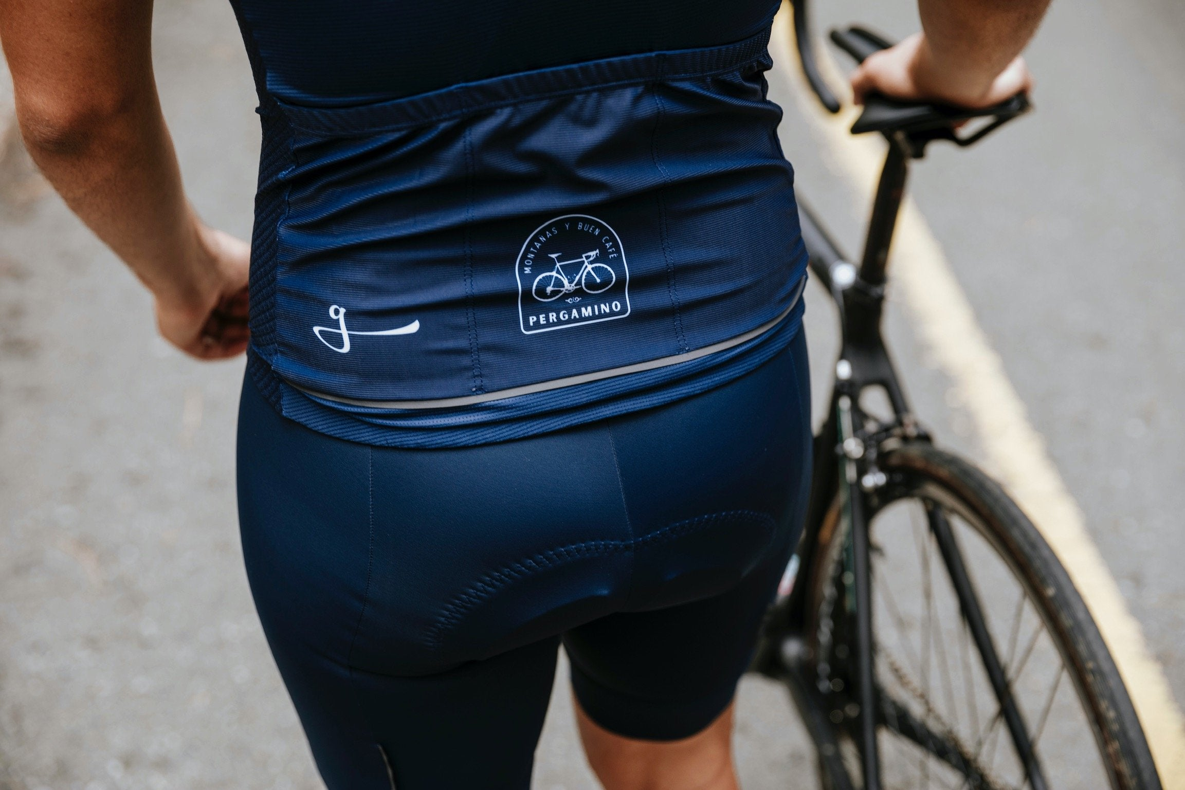 PERGAMINO Cycling Bib Shorts by Givelo