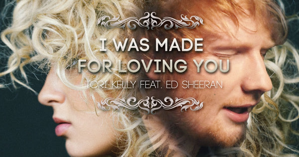 Cover of I Was Made For Loving You which is one of the cutest couple songs
