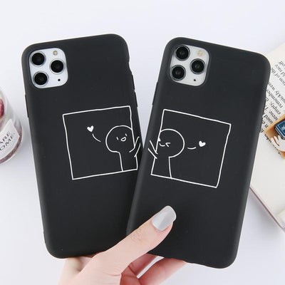 Boyfriend and Girlfriend Phone Cases - Cute Lovers