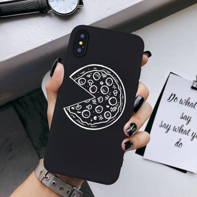 Cute Couple Cases - Pizza