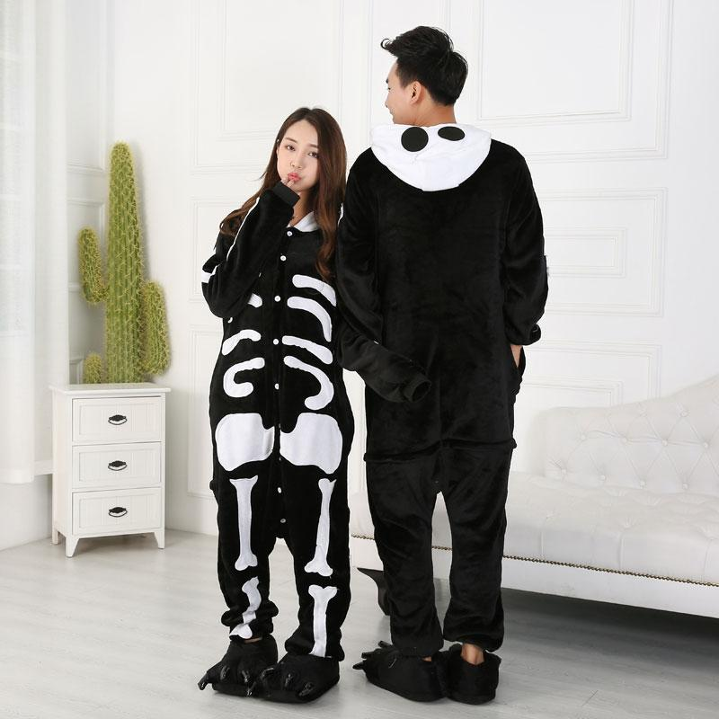 Halloween Couple Onesies