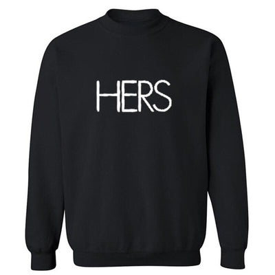 Hers Sweatshirt - black