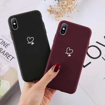 His and Hers Phone Cases