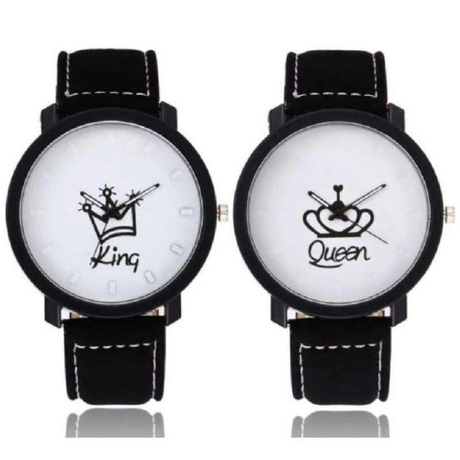 King and Queen Watches