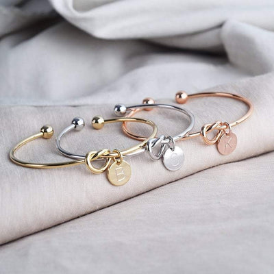Love Knot Bracelet in 3 colors