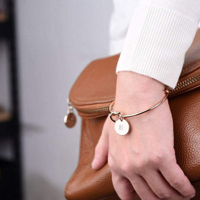 Love Knot Bracelet - gold