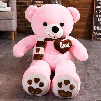 Love Teddy Bear - Pink