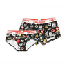 "Matching Couple Underwear Set ""Road Signs"""