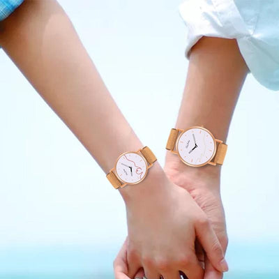 Matching Couple Watches