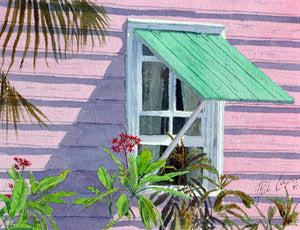 Bahamas Window