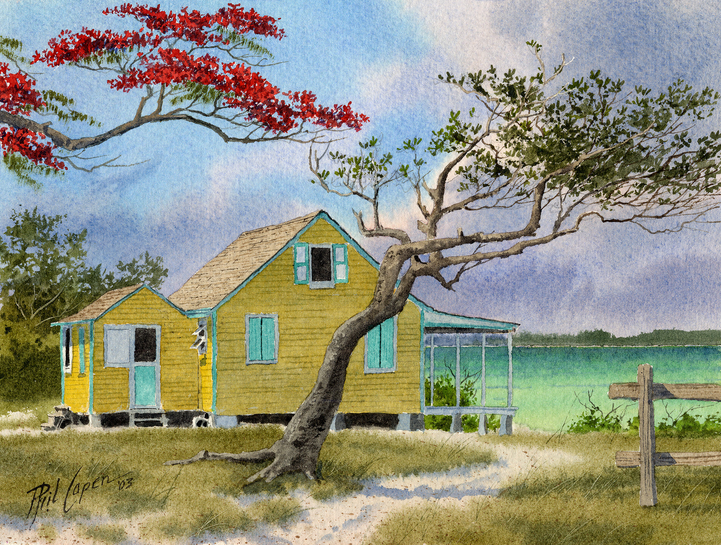 Cottage in Green Turtle Cay