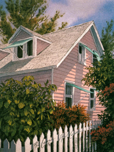Pink Cottage II