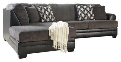 Kumasi 2Piece Sectional with Chaise