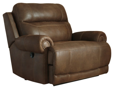 Austere Oversized Recliner