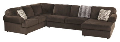 Jessa Place 3Piece Sectional with Chaise