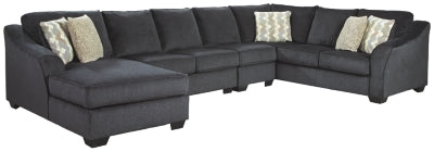 Eltmann 4Piece Sectional with Chaise