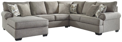 Renchen 3Piece Sectional with Chaise