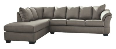 Darcy 2Piece Sectional with Chaise