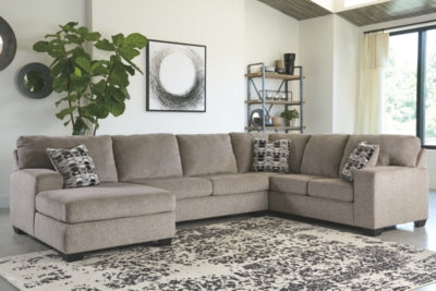 Ballinasloe 3Piece Sectional with Chaise
