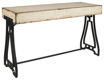 Vanport SofaConsole Table