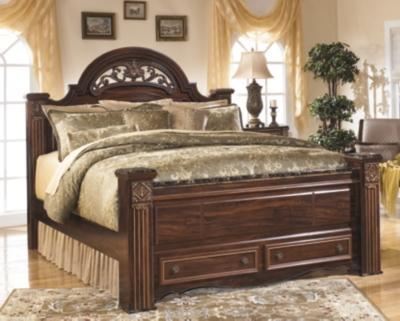 Gabriela 7-Piece Bedroom Package