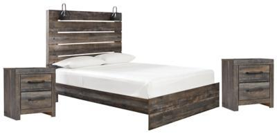 Drystan 5-Piece Bedroom Package