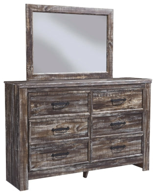 Lynnton Dresser and Mirror