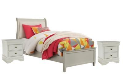 Jorstad 5-Piece Bedroom Package