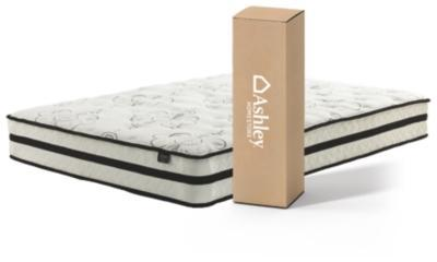 "Chime 10 Inch Hybrid 10"" Queen Hybrid Mattress with Power Base"