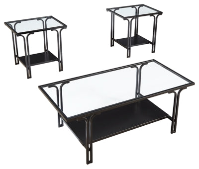 Geriman Table Set of 3