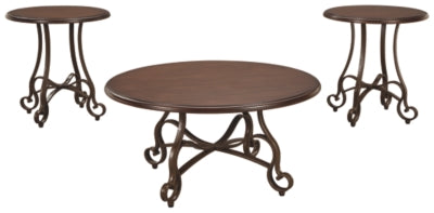 Carshaw Table Set of 3