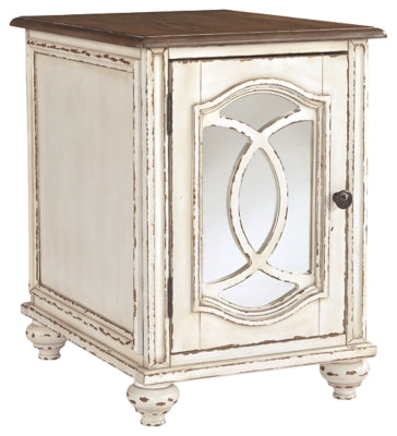Realyn Chairside End Table