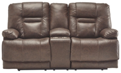 Wurstrow Power Reclining Loveseat