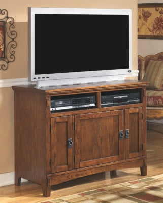 Cross Island 42 TV Stand